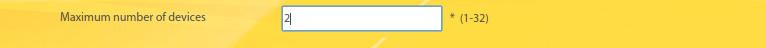 محدود کردن تعداد کاربران در مودم ایرانسل gp2101 | مودم من